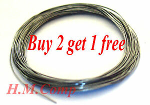 Solder-Wire-Lead-60-40-HQ-Flux-Multicored-Solder-various-Dia-length-DIY-etc