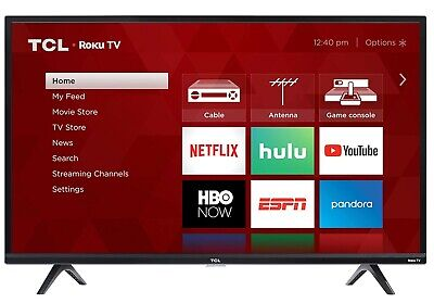 "TCL 32"" Class HD (720P) Roku Smart LED TV (32S321) - Class A"