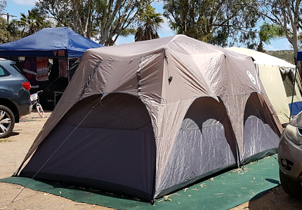 Near new Coleman Instant pop up 8 person tent & instant pop up tent in Perth Region WA | Camping u0026 Hiking | Gumtree ...