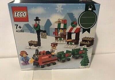 LEGO 40262 CHRISTMAS TRAIN RIDE HOLIDAY 2017 EXPRESS POST AVAIL, FREE GIFT WRAP