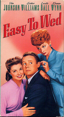 Easy to wed Van Johnson Esther Williams movie poster #3