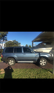 2005 landcruiser 100 v8 series gxl REGO Raby Campbelltown Area Preview