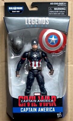 Marvel Legends Captain America Series Captain America