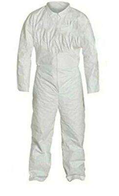 Protective Suit Breathable Splash Ppe Cardinal Health Convertors Large Usa