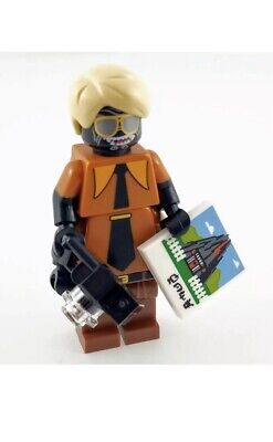 Lego The Ninjago Movie Minifigures Flashback Garmadon 71019