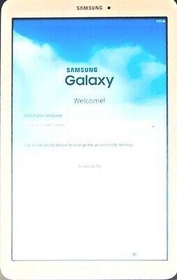 Samsung Gaxlaxy Tablet E 9.6'' ~ 16GB (TouchWiz Software) Model # Sm-T560~White