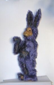 Signed Robert Raikes 2000 Paisley Rabbit