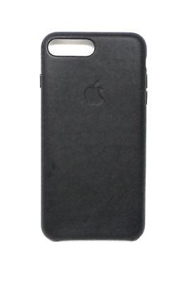 Apple iPhone Original Leather Case for iPhone 8 plus & 7 Plus Black MQHM2ZM/A