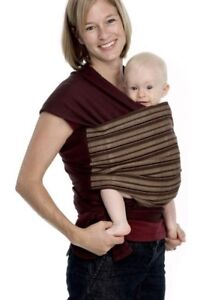 Moby Wrap- Moby D Hand Woven Baby Carrier