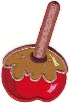 Halloween Stickerei Patch (Apple Halloween)