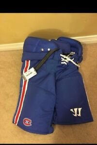 Warrior covert QRL pro model Montreal Canadiens pants Large