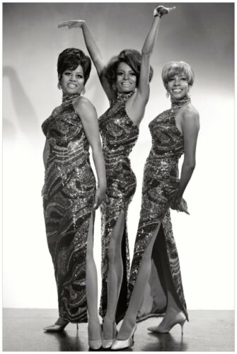 DIANA ROSS & THE SUPREMES 24 X 36 POSTER