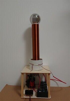 Tesla Coil Suit Arc Test Wireless Electricity Transmission Diy Kits Toy Kits