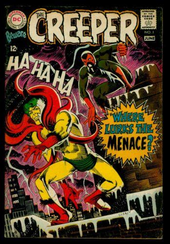 DC Comics Beware The CREEPER #1 FN+ 6.5