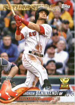 - 2018 Topps Boston Red Sox Baseball Team Singles (Pick Your Cards)
