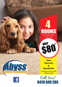 ABYSS CARPET CLEANING Ferndale Canning Area Preview