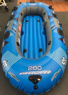 ET ESCAPE 280 SHEERWATER INFLATABLE BOAT