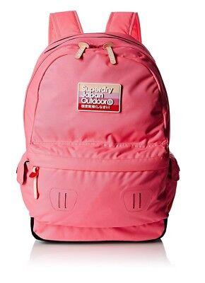 Superdry Pink Edition  Rucksack neu für Frauen auch als Geschenk/Wanderrucksack
