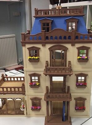 Sylvanian Families Vintage Grand Mansion
