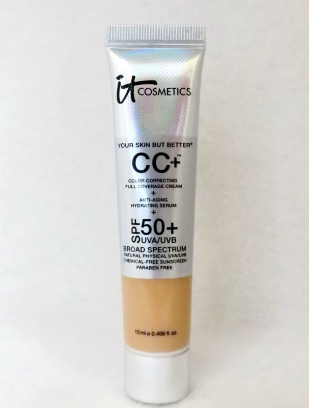 It Cosmetics Your Skin But Better CC Cream with SPF 50 Mediu