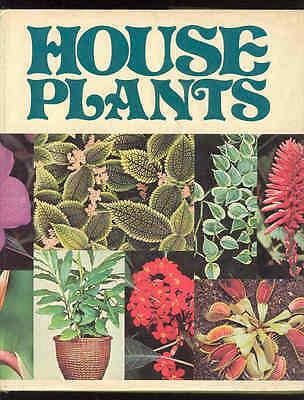 House Plants Guide Book Flowers Pots Soil Watering Feeding Pruning Leaves