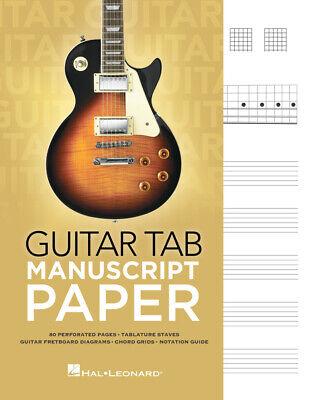 Guitar - 2 Guitar Tab Book