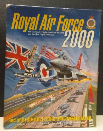 Royal Air Force 2000 PC Game CD-ROM