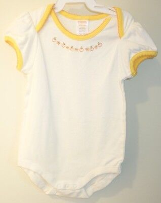 NWT Gymboree Prairie Ranch One Piece Top Girl's Size 0-3M