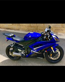 2009 Yamaha YZF-R6 Helena Valley Mundaring Area Preview