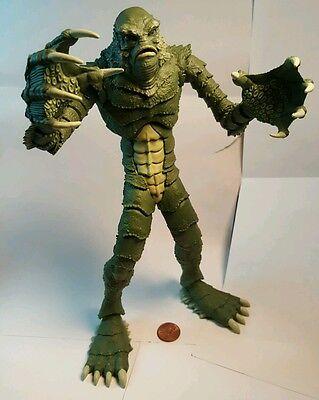 "Creature From The Black Lagoon 10"" CFTBL Mezco 2013 universal studios"