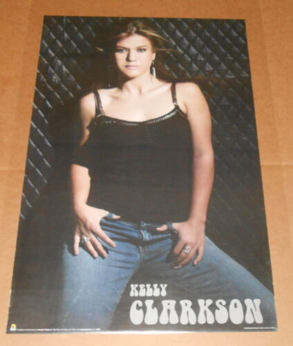 Kelly Clarkson 2006 Poster 24x22 Country