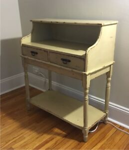 Faux Antique Writing Desk