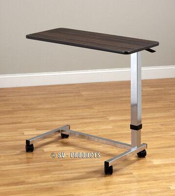 Adjustable Medical Bedside Over Bed Side Table 216