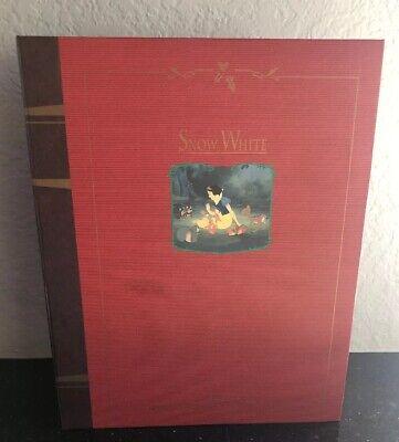 DISNEY Storybook Christmas Ornament Collection: SNOW WHITE & 7 DWARFS, 8pc Set