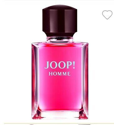 JOOP HOMME Eau De Toilette 125ml Perfume