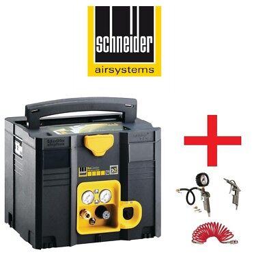 Schneider Kompressor Sysmaster SYS 150-8-6 WXOF A911000 + DL-WZ-SET D100041 online kaufen