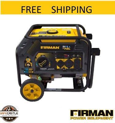 Firman Power Equipment H03652 Dual Fuel 45503650 Watt Hybrid Series Extended