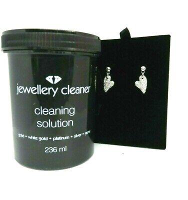 Jewellery - Jewellery Cleaner Liquid Cleaning Solution Gold/Silver/Gems/Platinum