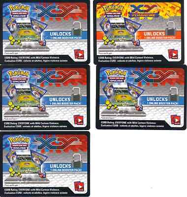 ~Pokemon Trading Card Game 10 Online Booster Pack Code x 10  Fast - Pokemon Card Game Online