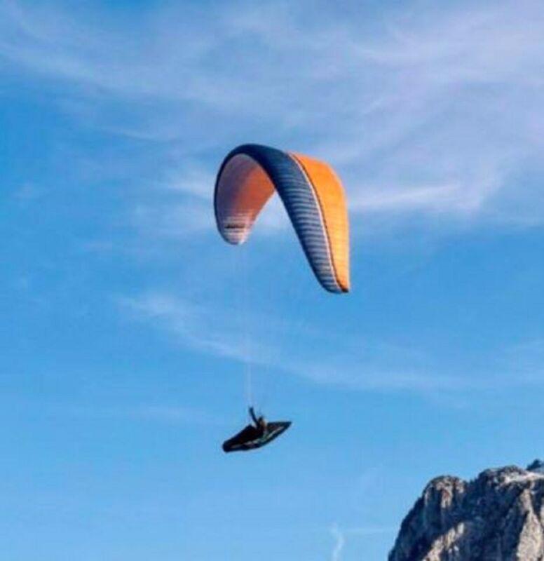 Paraglider UP TRANGO XC3 (90-110 Kgms) EN C Glider