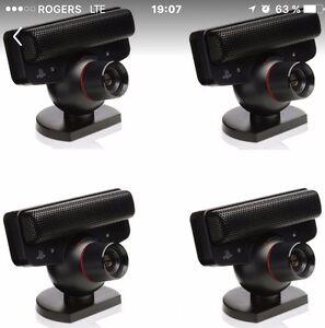 4 Caméras VR Eye pour PS3 ou ordinateur