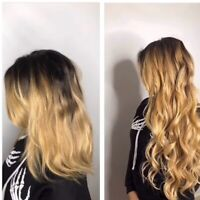 $280 WEEKEND SPECIAL HUMAN HAIR EXTENSIONS