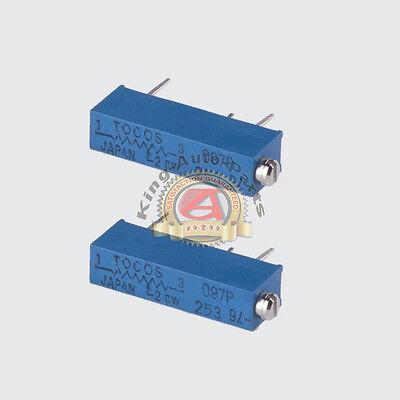 0-20k Ohm Multi-turn Trimmable Potentiometer For Adjustment -10 2pcs