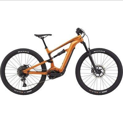 cannondale Habit Neo 3 Emtb Ebike Mtb Electric Bike