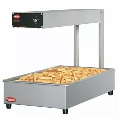 Hatco Grff Commercial Countertop Glo-ray Food Warmer 120v 500-watts French-fries