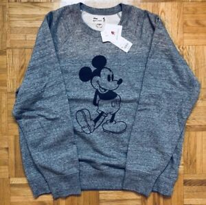UniQlo x Disney Mickey Mouse Sweatshirt, XL BNWT