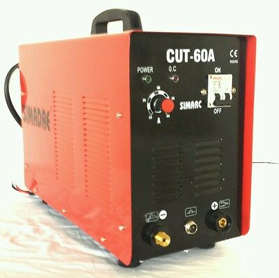 Plasma Cutter Simadre Powerful Ct60a 220230v 60 Amp