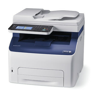 Xerox WorkCentre 6027V_NI Farb-Multifunktionsgerät A4 Drucker Kopierer Scanner