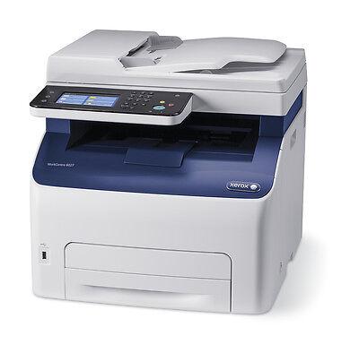 Xerox WorkCentre 6027V_NI Farb-Multifunktionsgerät A4 Drucker Kopierer Scanner