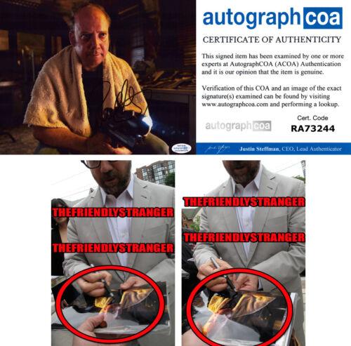 PAUL GIAMATTI signed Autographed 8X10 PHOTO - EXACT PROOF - Billions ACOA COA